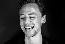 burdened with glorious sexiness / started out as a loki board and then quickly morphed into a love all things hiddles one! <3 / by Sydney Rice