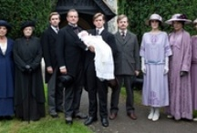 Destination: Downton Abbey  / We love Downton Abbey. We can hardly wait for the premiere of Season 4! In the meantime, browse our favorite #DowntonPBS finds.