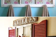 DIYhome/decorprojects / DIY projects for the home, upholstery, refinishing, repurposing.  / by Stephanie D