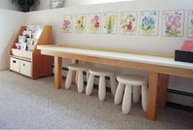 For the Kid Spaces / by Debbie Huntzinger
