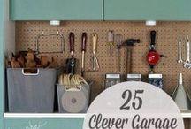 For the Garage / by Debbie Huntzinger
