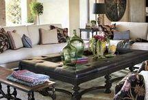 For the Living Room / by Debbie Huntzinger