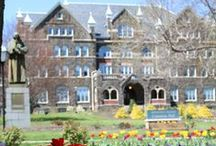 Our Captivating Campus / A look around campus and Moravian's beautiful scenery