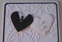 Wedding & Anniversary cards / by Kristy Inmon Cook