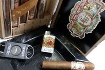Cigar Gift Ideas / A collection of cigar-related gift ideas for your favorite cigar smoker.