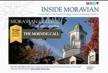 Inside Moravian / by Moravian College