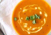 Food: Soup / by Margaret Decuir