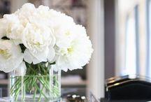 INTERIORS   ARRANGE / Ideas for florals