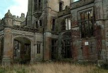 Abandoned Beauty / Beautiful structures and places now abandoned, but still enchanting. / by Leslie E
