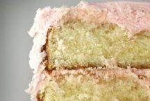 I'm baking a cake.