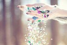 Glitter & Bokeh / by Lindsey Joy Moreno