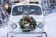 holiday inspiration / Happy Holidays! xoxo Embrasse-Moi