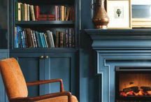 HOME   DENS + LIBRARIES / Because books. Because we love them. Every home should have a space like this.