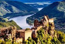 Danube Cruising.. / Travel along the Danube & visiting Prague