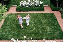 EXTERIORS   LANDSCAPING / Ideas for formal landscaping and gardening.
