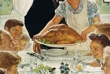 GIVE THANKS / Ideas for Thanksgiving dinner, baking, and decorating.