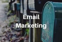 EMAIL MARKETING / How to design successful email marketing. Inspiration, examples, tips and strategy to offer your customers or readers best experience. For online business, bloggers, entrepreneurs and ecommerce.