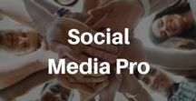 SOCIAL MEDIA PRO / What are the social media trends, etiquette. Best tips for succesfull social media strategy, creating calendar or planner. A resource of ideas, tips and templates for your posts and campaigns.
