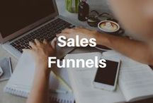 SALES FUNNELS AND SELLING AS A PRO / There is no business without selling. Whatever stuff you are selling clothes, homemade crafts, whether you sell it on etsy, on your website on ebay. You need to sell to keep business flourish. You will find here the best tips for selling.