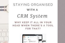 CRM AS IN CUSTOMER RELATIONSHIP MANAGEMENT