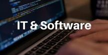 IT & SOFTWARE / All about IT and software, online courses, ebooks, webinars, how to's and so on.