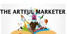 !!Artful Marketer!! / Helping small business maximise their online presence by coordinating all aspects of online business development & SM.|You Need a Blog|Online presence management|What is social media|How do I coordinate my social media|help with social media|blogging about what|