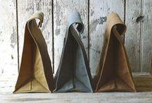 bags // sacs