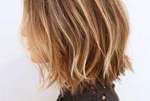 hair // coiffure