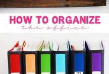 Organization / by Megan Gentry