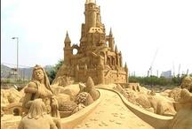Sand Castles~ / by Terrie Mendez
