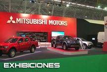 Exhibiciones Mitsubishi / Ferias, exhibiciones y eventos en los cuáles Mitsubishi Chile ha estado presente. Revisa acá todas las imágenes de la experiencia Mitsubishi.