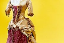 Period Costume / So I'm a bit of a history nut and especially love period dress attire. I am generally drawn toward clothes from the 1850s to early 1900s but often get sidetracked with medieval fantasy gowns, earlier 19th century pieces and steampunk...so enjoy! / by Kate Griffith