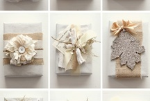 { gift worth giving } / by Ashley Sanders