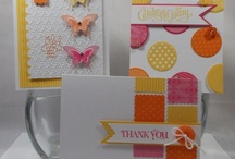 Clean and Simple (CAS) cards / by Diana Crawford