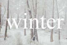 winter / by Tonya Shamblin