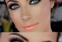 Eyes And Lips / by 👑 A m y 👑