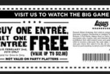 Food Printable Coupons / Food Printable Coupons. Print coupons to save money. Restaurant printable coupons like Logans roadhouse printable coupons, grocery printable coupons, and more. / by Cha Ching Queen
