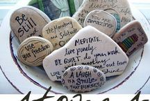Shrink stuff :) / Mental health therapeutic activities  / by Stacy Marie
