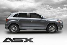 ASX / Da el siguiente paso. Descubre el diseño, la seguridad y todo el mundo de posibilidades del Mitsubishi ASX, un todo terreno para la ciudad http://bit.ly/ASXcl