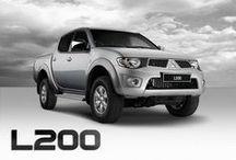 L200 / Vive la experiencia L200, poder y diseño juntos en una camioneta. Con grandes capacidades para el trabajo pesado y las más avanzadas condiciones de seguridad. Atrévete y sale del camino http://bit.ly/L200CL