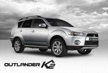Outlander K2 / La vanidad no es un pecado. Conoce el Mitsubishi Outlander K2, con nuevas prestaciones que lo hacen una alternativa líder en su segmento. Sale del camino y descubre los detalles aquí: http://bit.ly/outlanderk2cl