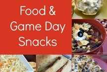 Recipes: Snacks/Appetizers