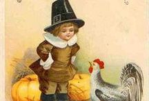 Vintage Thanksgiving love