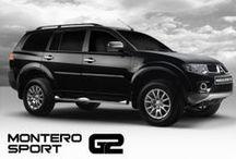 Montero Sport G2 / Para los que buscan libertad, este es el modelo que necesitas. Montero G2 Sport de Mitsubishi. Conoce sus características aquí http://bit.ly/MonteroG2Sport