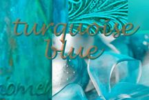 Turquoise / by cmm