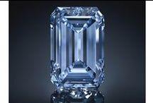 Famous Diamonds / Impressive Fancy Colored Diamonds