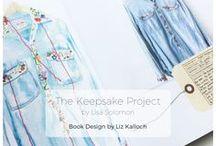 liz kalloch art & design / A visual resumé of design and illustration projects from Liz Kalloch Art & Design