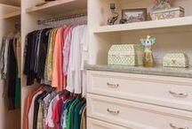 Home Decor: Closets