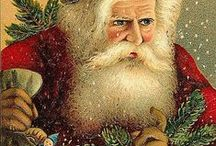 Santa / by Janellyn Lipinski