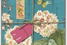 stationery • cards / snail mail and some beautiful formats to write and send notes to each other on
